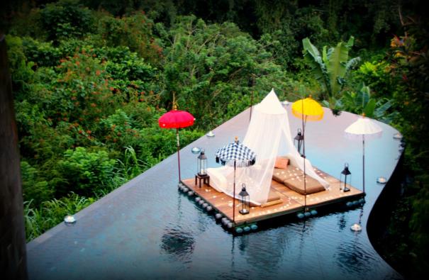 Bali, Ubud Hanging Gardens Resort, bali tours, luxury travel ...