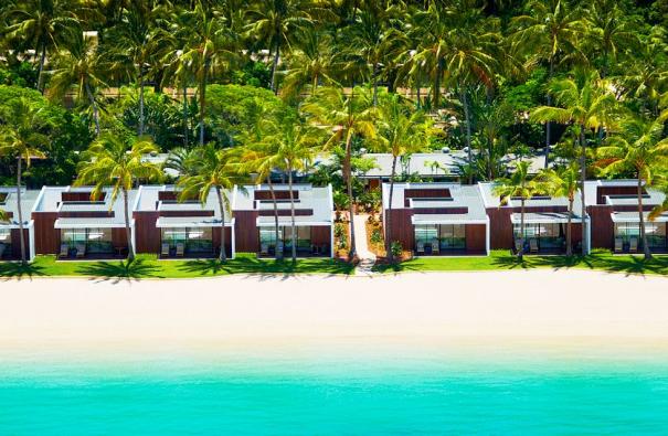 Dunk Island Holidays: Hayman Island, Luksusowy Hotel W Australii