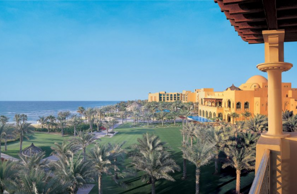 Emiraty Arabskie, hotel One & Only Royal Mirage