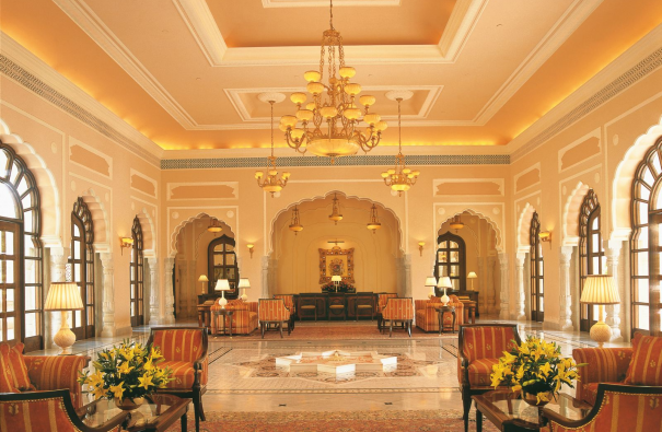 Indie hotel Rambagh Palace