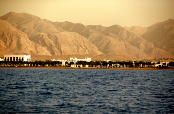 Oman hotel The Chedi