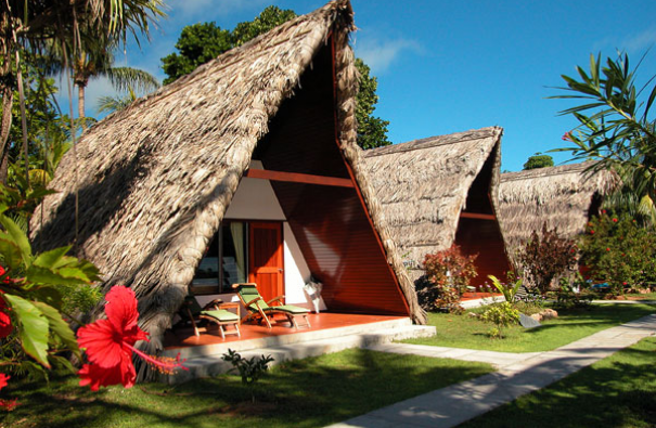 Seszele La Digue Island Lodge domki