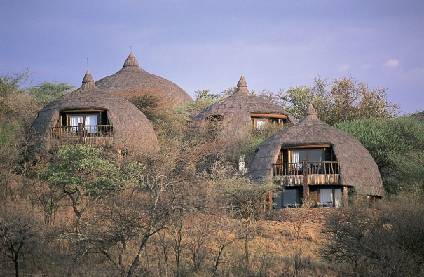 Tanzania Serengeti Serena Safari Lodge